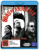 Sons of Anarchy - The Complete Fourth Season on Blu-ray