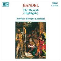 Handel: The Messiah (Highlights) by George Frideric Handel