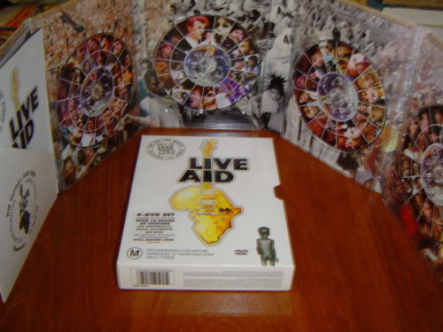 Live Aid Box Set on  image