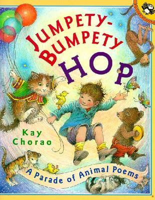 Jumpety-Bumpety Hop: A Parade of Animal Poems by Kay Chorao image