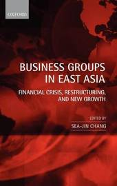 Business Groups in East Asia image