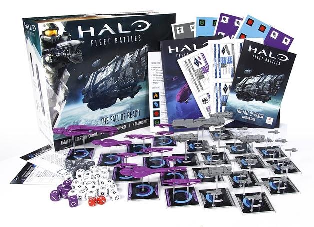 Halo: Fleet Battles - The Fall of Reach