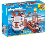 Playmobil: Coast Guard Station with Lighthouse (5539)
