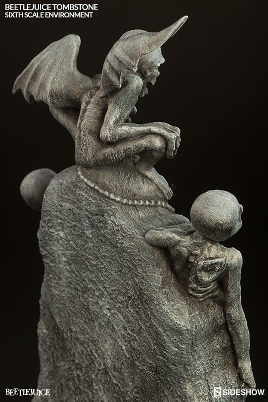 "Beetlejuice - 11"" Tombstone Accessory image"
