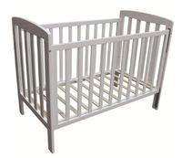 Childcare Bristol Cot (White)