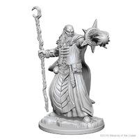 D&D Nolzurs Marvelous: Unpainted Minis - Human Male Wizard