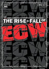 WWE - The Rise And Fall Of ECW (2 Disc Set) on DVD image