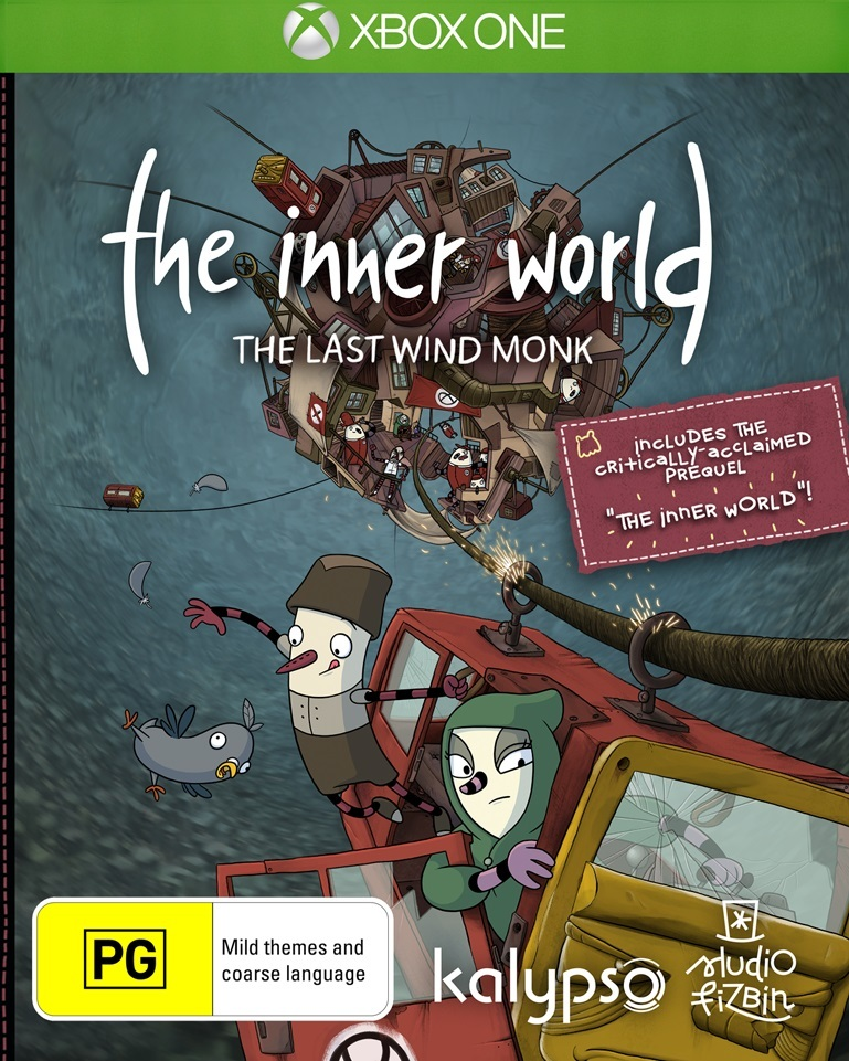 The Inner World: The Last Wind Monk for Xbox One image