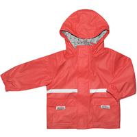 Silly Billyz Waterproof Jacket - Red (2-3 Yrs)