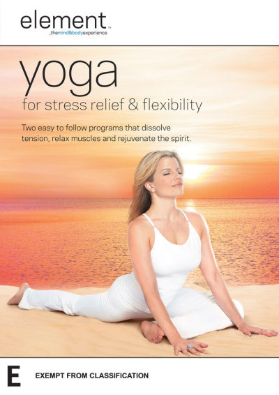 Element: Yoga for Stress Relief & Flexibility on DVD image