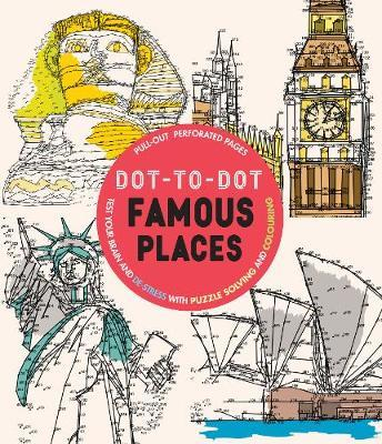 Dot-to-Dot Famous Places by Any Puzzle Media Ltd