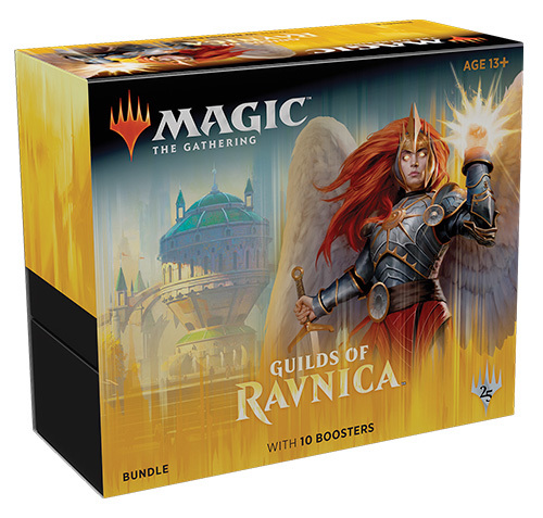 Magic The Gathering: Guilds of Ravnica Bundle image