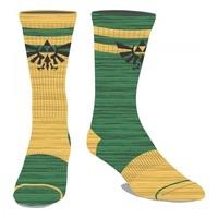 The Legend of Zelda: Flipped Colours - Crew Socks
