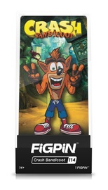 Crash Bandicoot (#114) - FiGPiN image