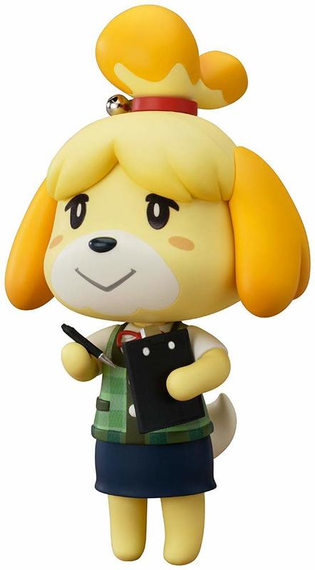 Animal Crossing: Isabelle (Shizue) - Nendoroid Figure