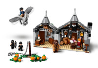 LEGO Harry Potter - Hagrid's Hut: Buckbeak's Rescue (75947) image