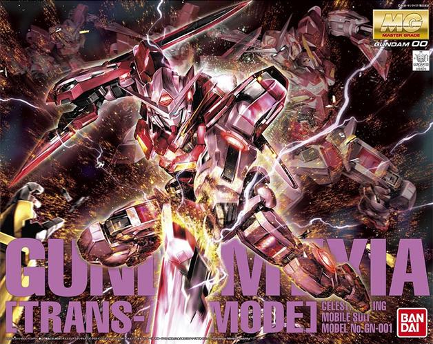 MG 1/100 Gundam Exia Trans-Am Mode - Model Kit