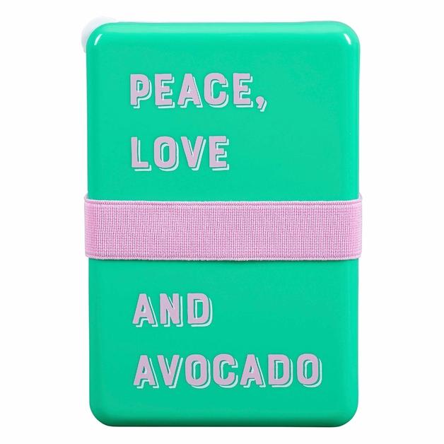 Yes Studio: Lunch Box - Avocado