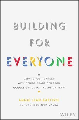 Building For Everyone by Annie Jean-Baptiste