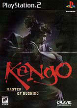 Kengo Master of Bushido for PlayStation 2