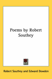 Poems by Robert Southey by Robert Southey image