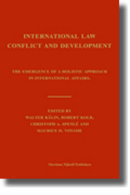 International Law, Conflict and Development image