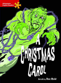 Heinemann English Readers Intermediate Fiction: a Christmas Carol by Dee Reid image