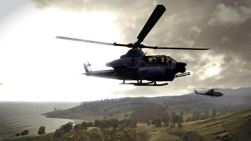 Operation Flashpoint 2: Dragon Rising for PS3 image