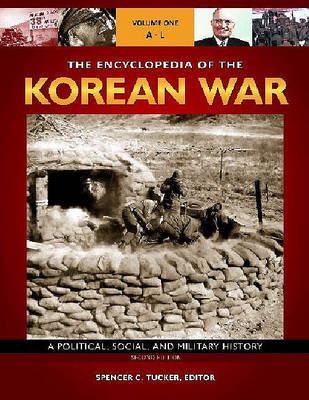The Encyclopedia of the Korean War [3 volumes] image