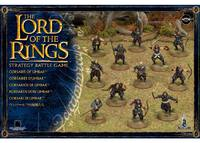 The Lord of the Rings Corsairs of Umbar