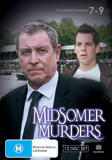 Midsomer Murders - Seasons 7-9 on DVD