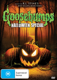 Goosebumps Halloween Special: Attack of the Jack'o'lanterns on DVD