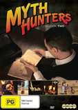 Myth Hunters Season 2 on DVD