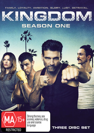 Kingdom Season 1 on DVD
