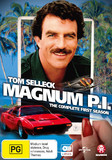 Magnum P.I Season 1 on DVD