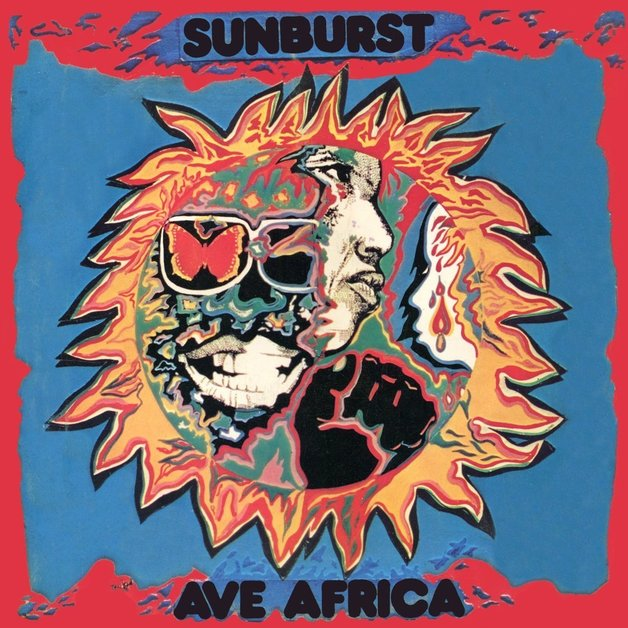 Ave Africa: The Complete Recordings 1973-1976 (2LP) by Sunburst