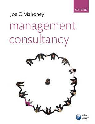 Management Consultancy by Joe O'Mahoney image