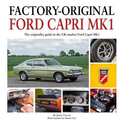 Factory-Original Ford Capri Mk1 by James Taylor image