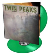 Twin Peaks (Limited Event Series Soundtrack) [Limited Edition Neon Green Vinyl] (2LP) by Various Artists