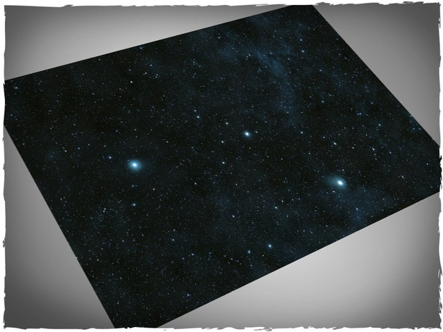 DeepCut Studio Stars Neoprene Mat (6x4)