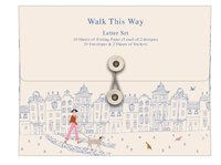Roger La Borde: Writing Set - Walk This Way
