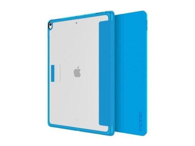 Incipio Octane Pure 12.9 iPad Pro - Clear/Cyan