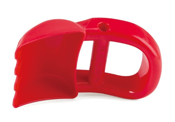 Hape: Hand Digger - Sand Toy (Red)