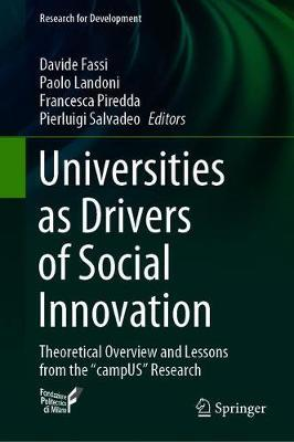 Universities as Drivers of Social Innovation