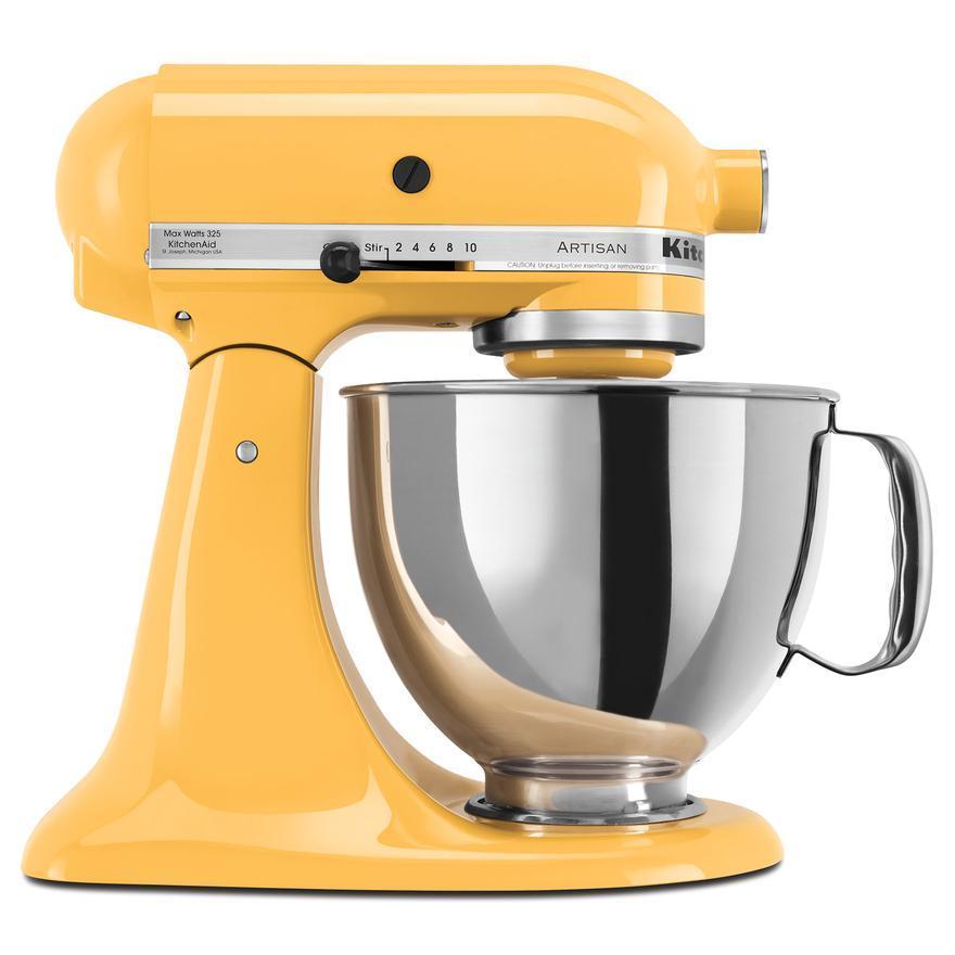 KitchenAid: Stand Mixer - Majestic Yellow image
