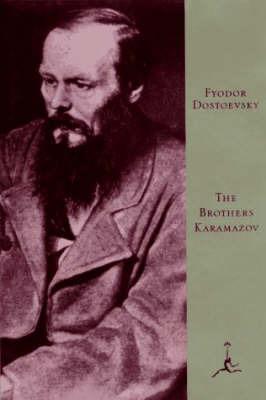 Mod Lib Brothers Karamazov by Fyodor Dostoevsky image