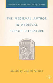 The Medieval Author in Medieval French Literature image