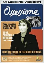 Ossessione on DVD