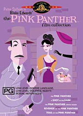 The Pink Panther Film Collection (6 Disc Box Set) on DVD