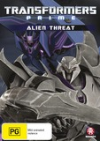 Transformers: Prime (Vol 3) - Alien Threat on DVD